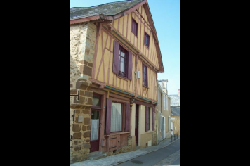 Centre ancien Ville de Craon